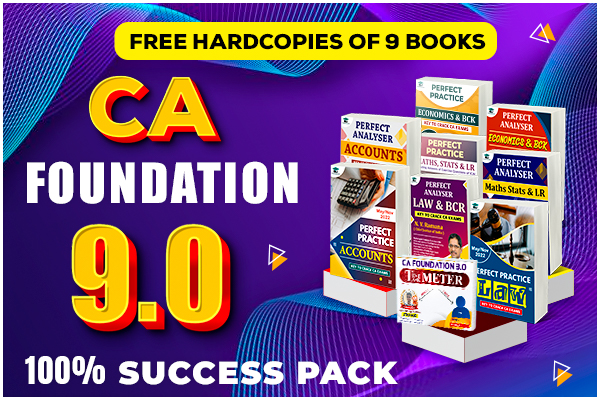 CA Foundation 3.0 cover