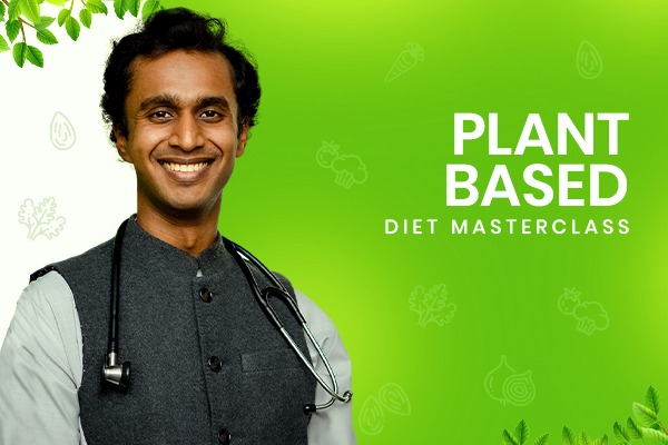 Plant Based Diet Masterclass cover