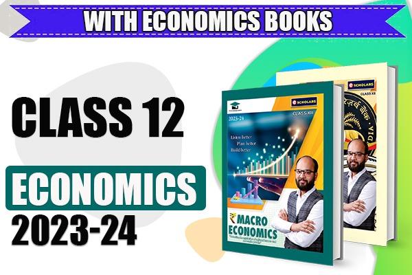 Economics : Class 12 cover