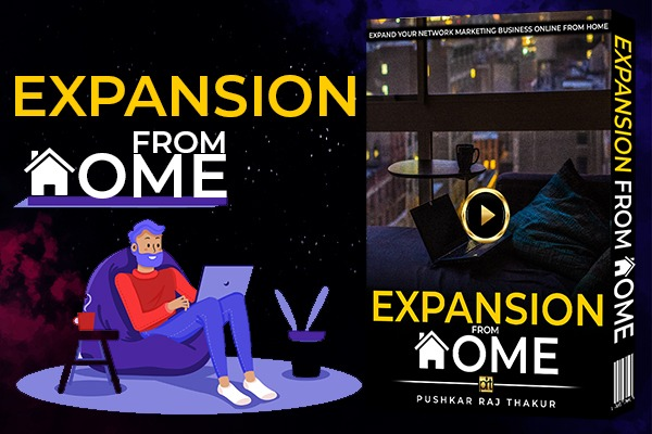 Expansion From Home cover