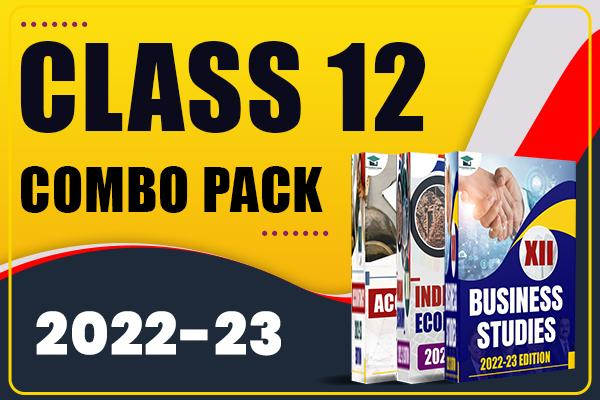 Class 12 : Combo Pack cover