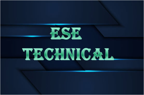 ESE Civil Engineering (Technical) cover