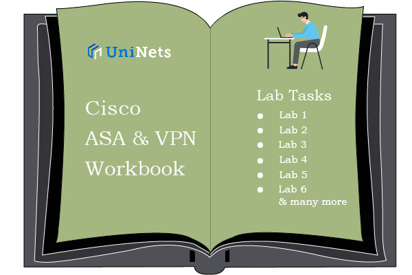Cisco ASA & VPN Lab Workbook v1.0 cover