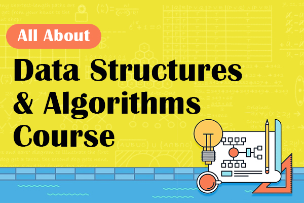 All about Data Structures & Algorithms Course cover