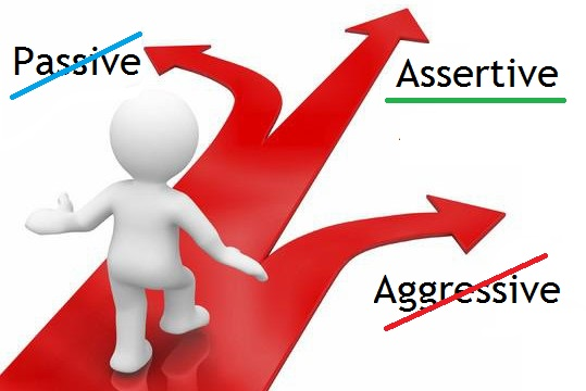 Being Assertive cover