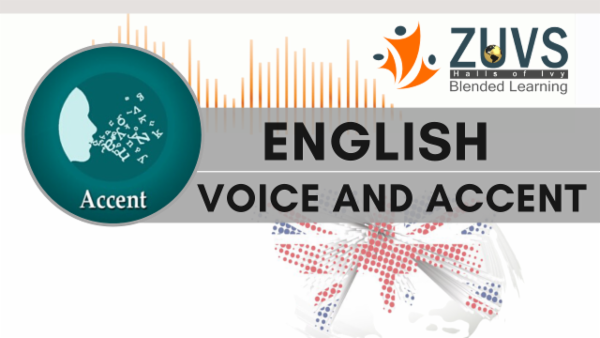 English Voice and Accent cover