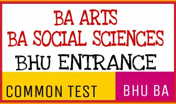 BA ARTS/SOCIAL SCIENCE FREE TEST cover