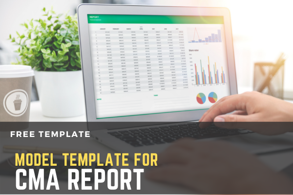 Model CMA - Excel Template cover