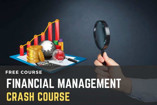 Free Crash Course - Financial Management cover