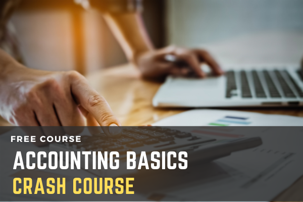 Crash Course - Basic Accounting cover
