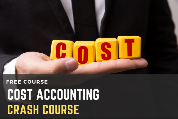 Free Crash Course on Cost Accounting cover