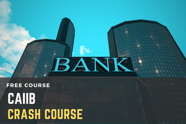 Crash Course on CAIIB cover