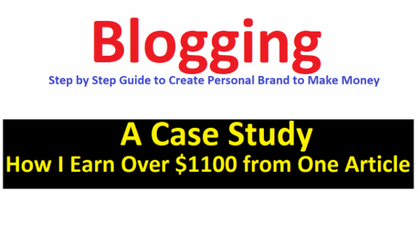How to Start Blog to Make Money Online in India Video Tutorial Course | Start Blogging for Beginners cover