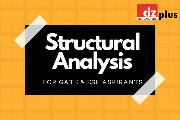Structural Analysis - GATE/IES cover