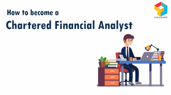 How to Become a Chartered Financial Analyst cover