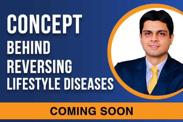 Concept Behind Reversing Lifestyle Diseases cover