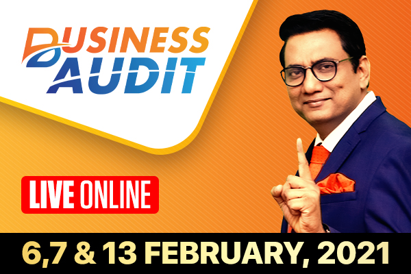 Business Audit cover
