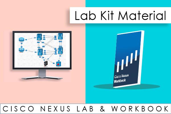 Cisco Nexus - Lab Kit Materials cover