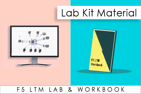 F5 LTM - Lab Kit Materials cover