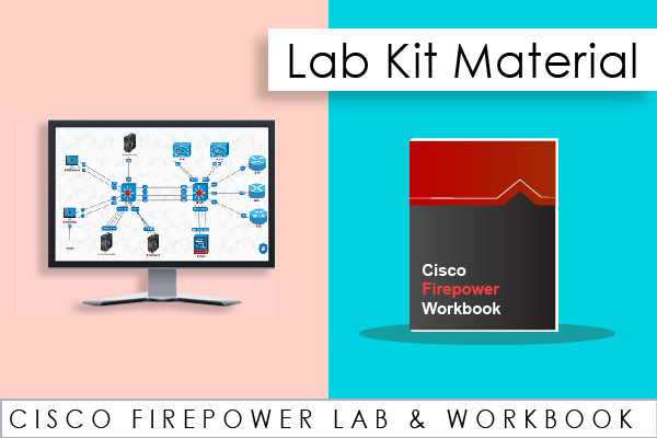 Cisco Firepower - Lab Kit Materials cover