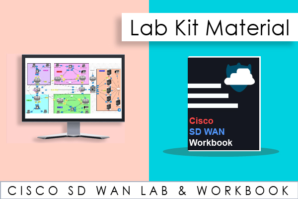 Cisco SD WAN - Lab Kit Materials cover