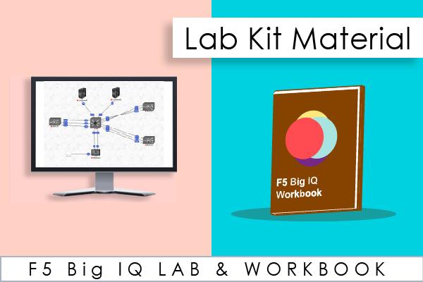 F5 Big IQ - Lab Kit Materials cover