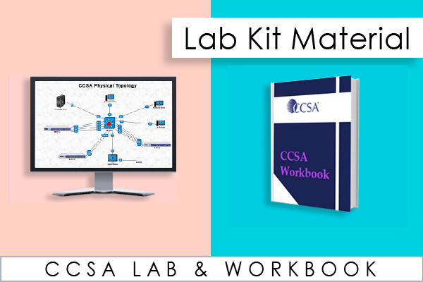 Checkpoint CCSA - Lab Kit Materials cover