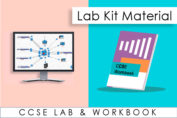 Checkpoint CCSE - Lab Kit Materials cover