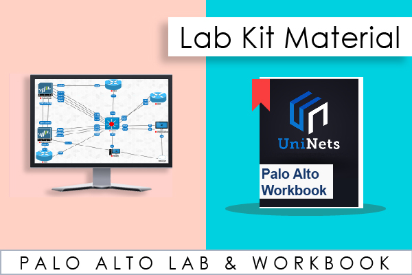 Palo Alto - Lab Kit Materials cover