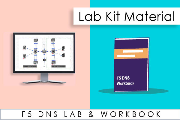 F5 DNS - Lab Kit Materials cover