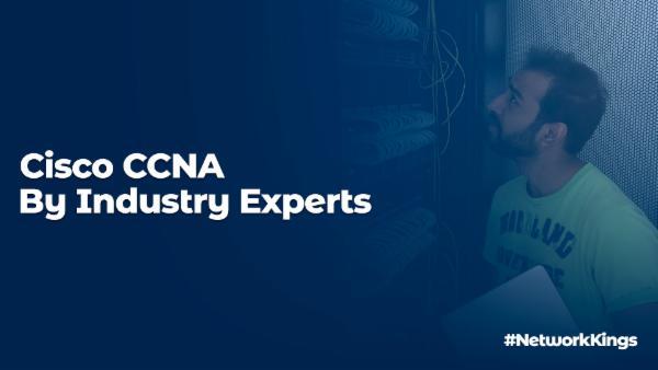 CCNA 200-301 In-depth cover