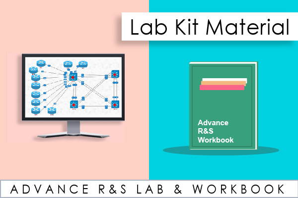 Advance R&S - Lab Kit Materials cover