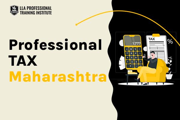 Professional Tax Maharashtra cover