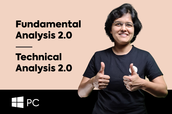 Fundamental Analysis + Technical Analysis (For Windows PCs) cover
