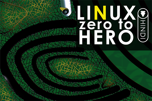 Linux Zero to Hero Hindi cover