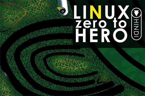 Linux Zero to Hero Hindi cover