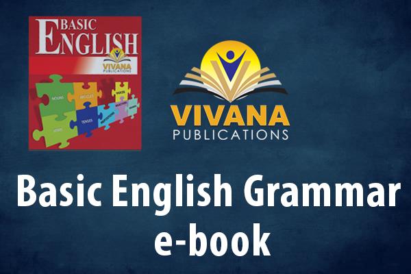 Basic English Grammar e-book cover