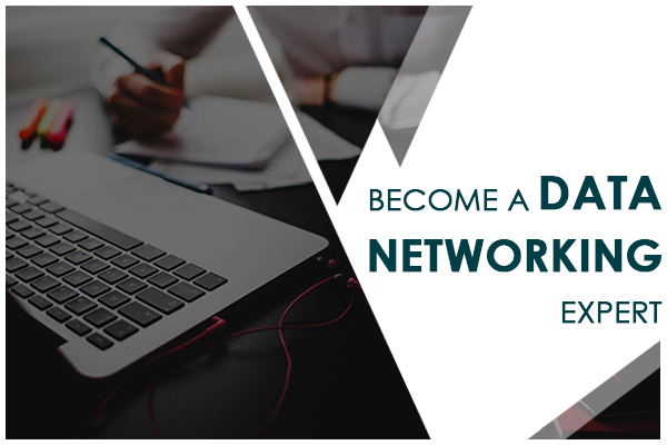 Become a Data Networking Expert cover