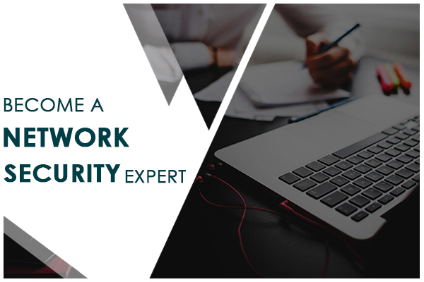 Become a Network Security Expert cover