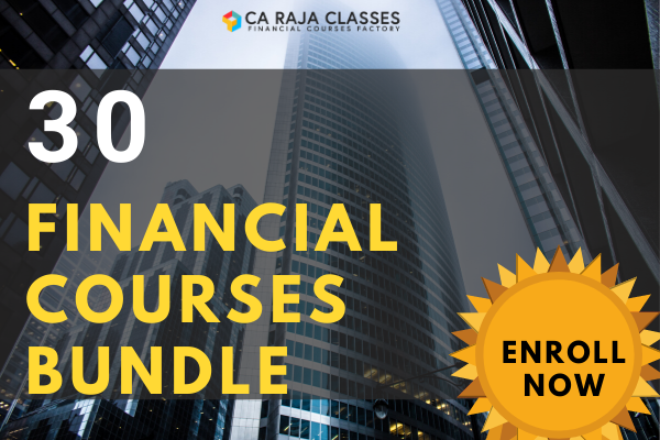 30 Financial Courses Bundle cover