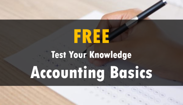 Test Your Knowledge in Accounting Basics cover