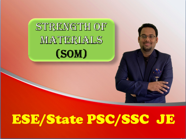 Strength of Materials (ESE) - Civil cover