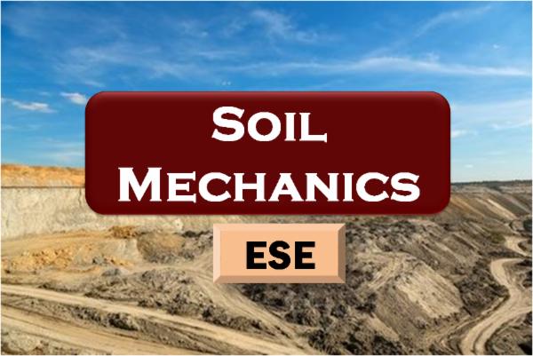 Soil Mechanics (ESE) cover