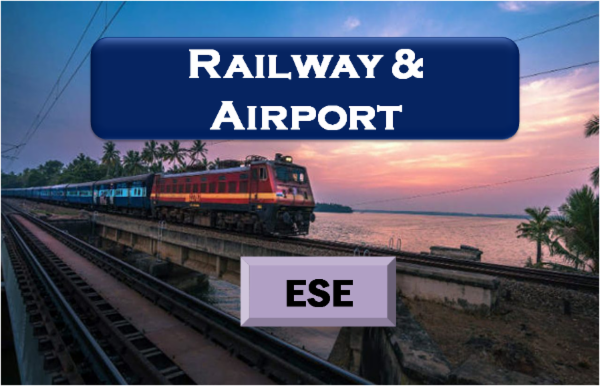 Railway and Airport(ESE) cover