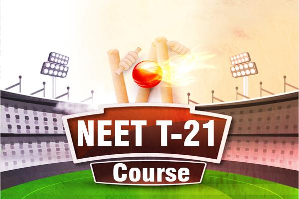 NEET T-21 cover