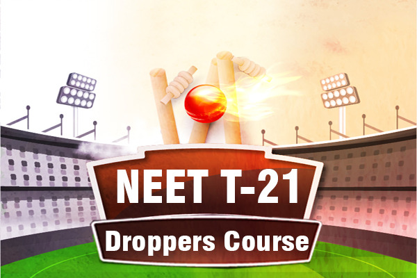 NEET T-21 - For Droppers cover