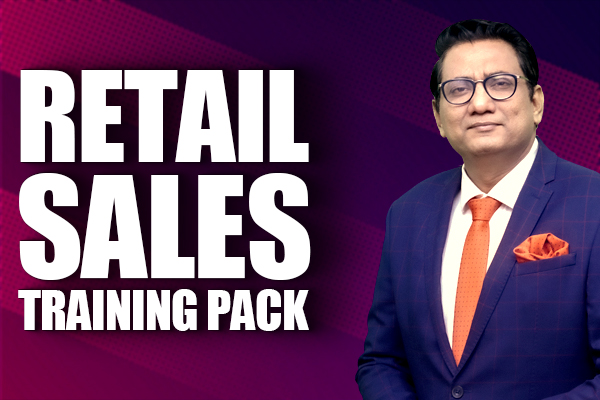 Retail Sales Training Pack cover