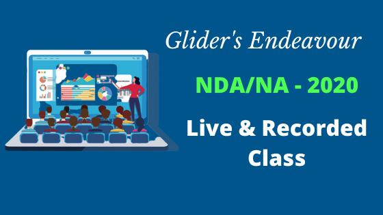NDA - 2020   Live & Recorded Class cover