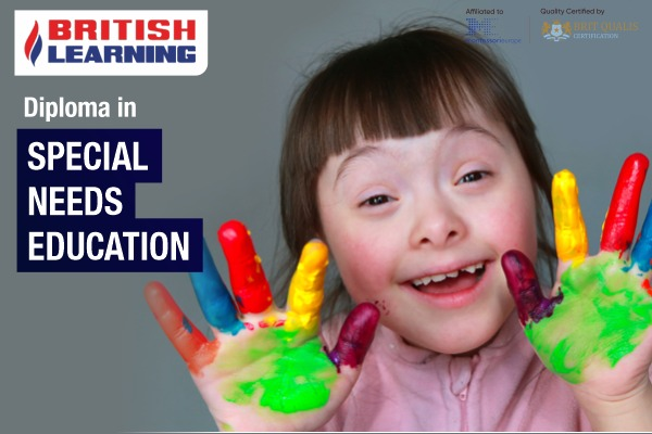 Diploma in Special Needs Education cover