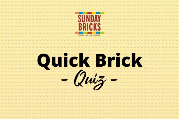 Quick Brick Quiz cover